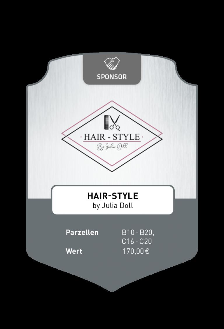 Sponsoren_Plakette_HairStyle